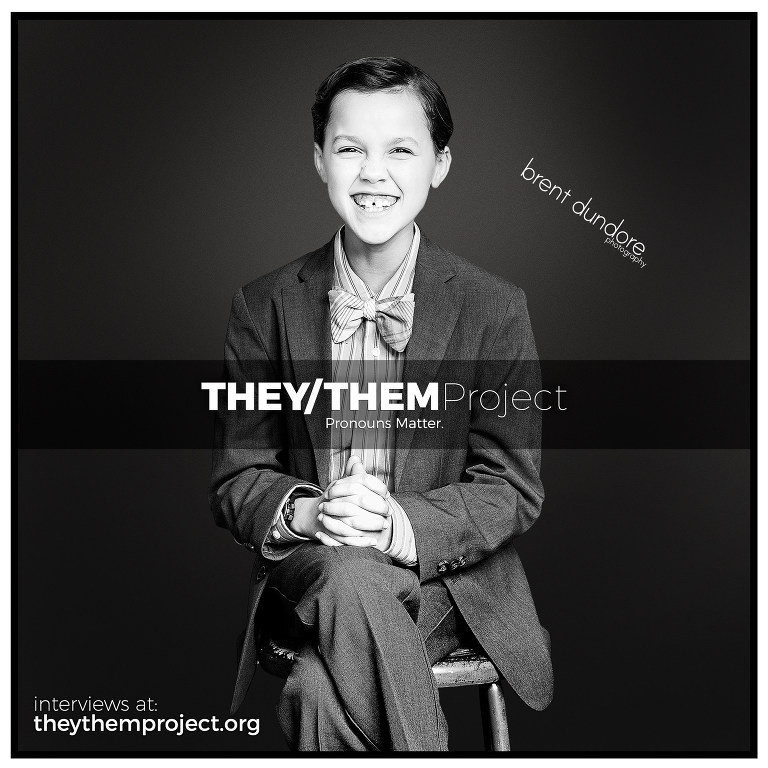 They/Them Project - Ema - Brent Dundore photography