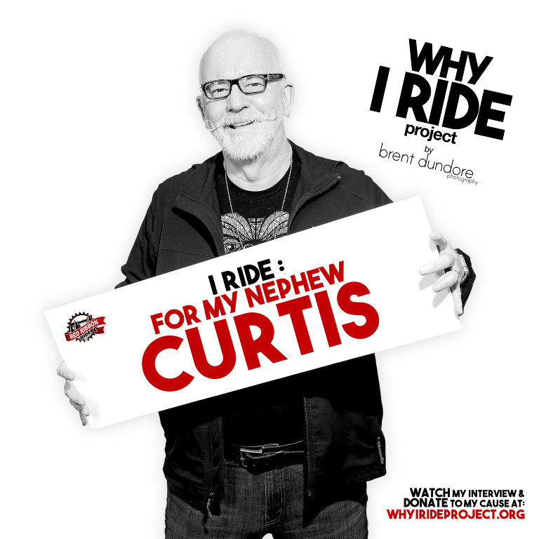 Dean - Why I Ride Project - Brent Dundore Photography
