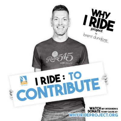 Robert Randell - Why I Ride Project - Brent Dundore Photography