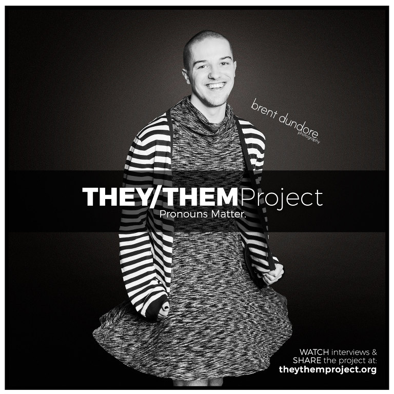 Jacob - They/Them Project - Hannah - Brent Dundore photography