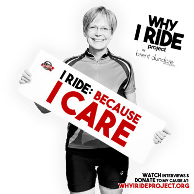 Laurie Reed - Why I Ride Project - Brent Dundore Photography