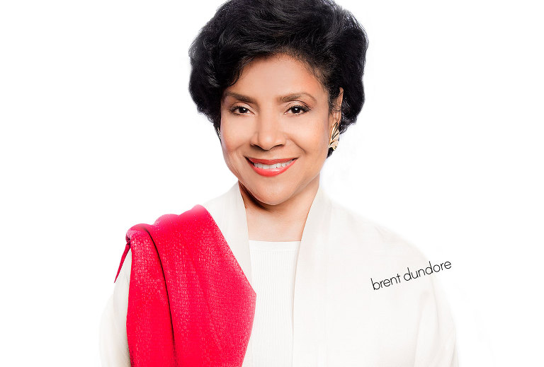 phylicia rashad by brent dundore photography