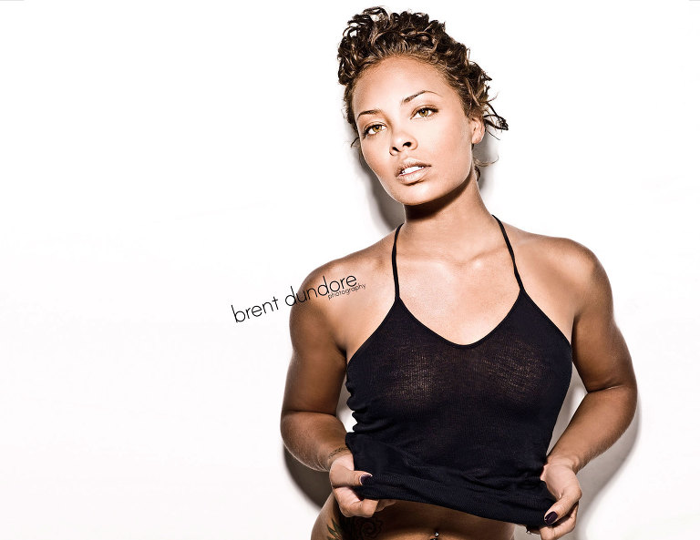 Eva Marcille - America's Next Top Model Winner - by Brent Dundore