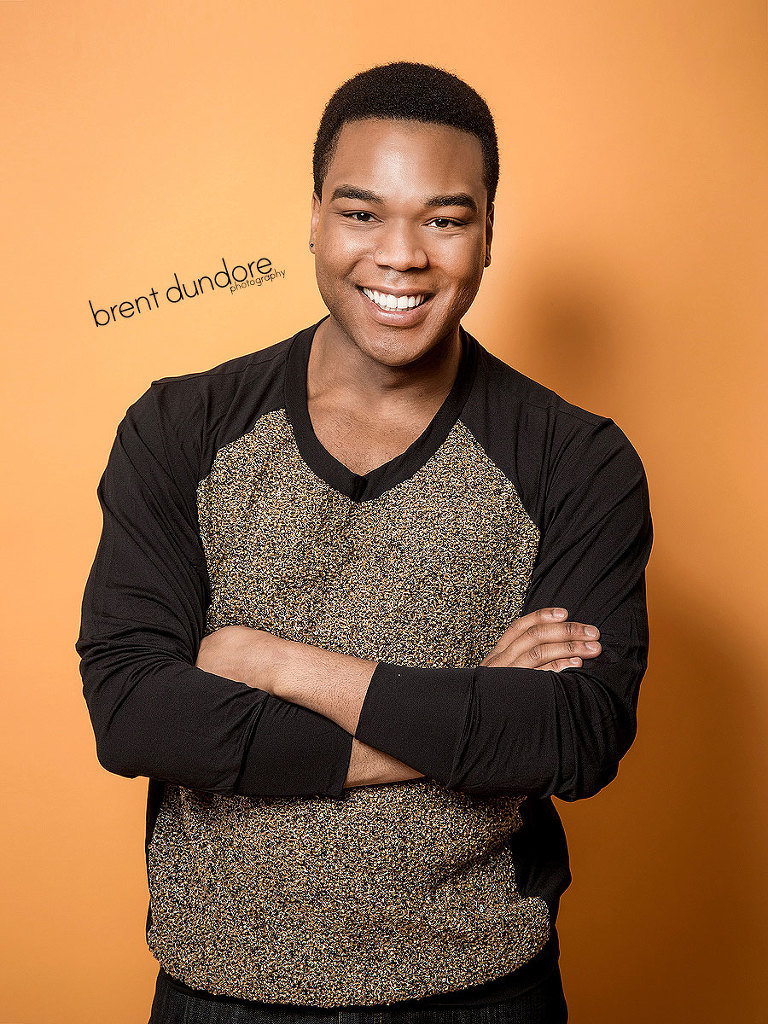 Commercial acting portraits by Brent Dundore Photography