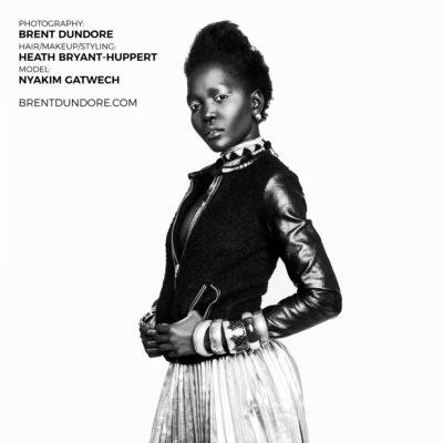 Nyakim Gach - Brent Dundore Photography - Minneapolis Commercial Photographer