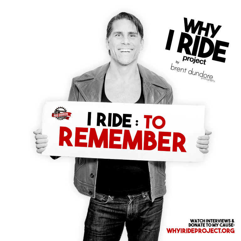 Doug Melroe - Why I Ride Project - Brent Dundore Photography