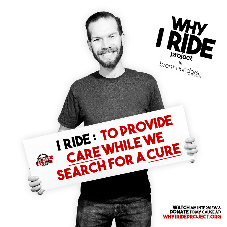 Matthew - Why I Ride Project - Brent Dundore Photography