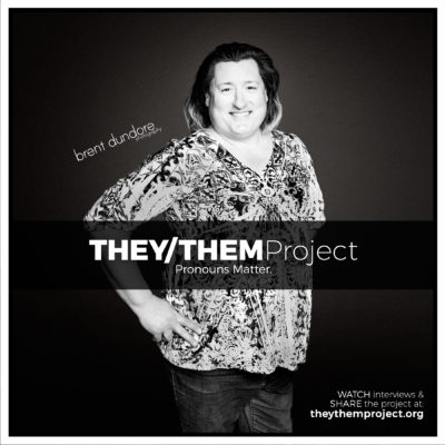 Dasia - They/Them Project - Hannah - Brent Dundore photography