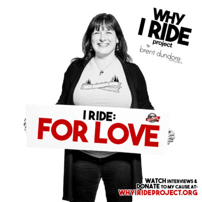 Cathy O'donnell - Why I Ride Project - Brent Dundore Photography