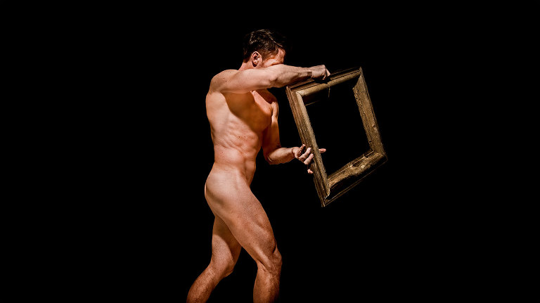 Frame - OBJECTS series - by Brent Dundore