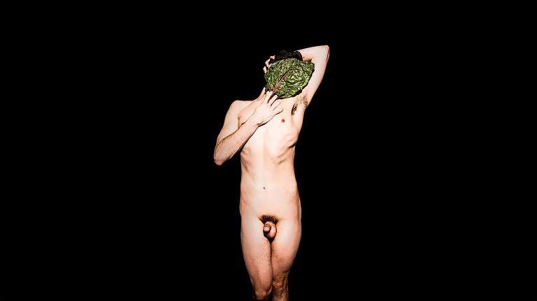 Leaf - OBJECTS series - Brent Dundore