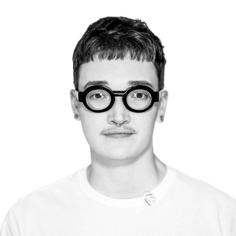 Ellie Desautels + Wren Hallman - they/them project - brent dundore