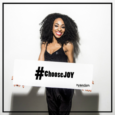 Motown the Musical Cast - My Voice Seen Campaign - by Brent Dundore of Dundore Photo